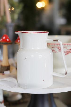Jarra Porcelana Vintage