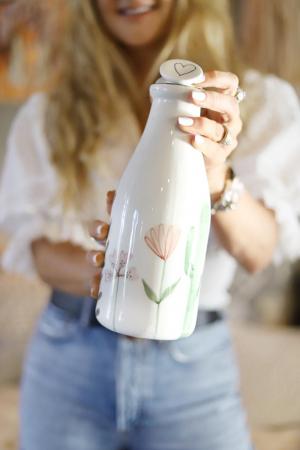 Botella Leche La Dicha